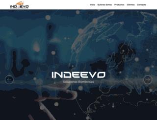 indeevo.com screenshot