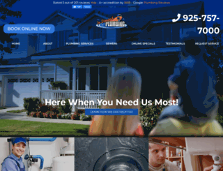 indemandplumbing.com screenshot