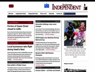 independent.on.ca screenshot