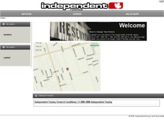 independenttuning.com screenshot