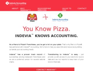 indeviamarcos.mediumbrandholdings.com screenshot
