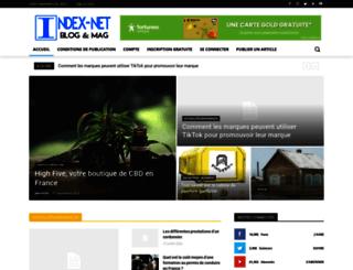index-net.org screenshot