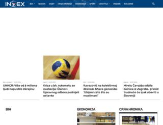 index.ba screenshot