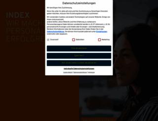 index.de screenshot