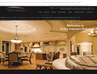 indexinteriors.com screenshot