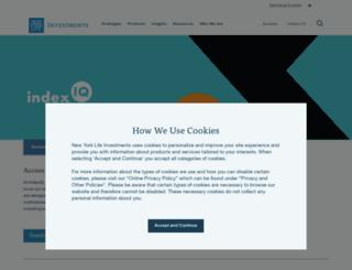 indexiq.com screenshot