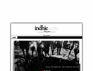 indhie.com screenshot