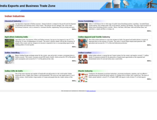 india-exports.com screenshot