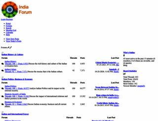 india-forum.com screenshot