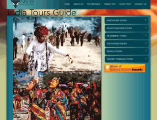 india-tours-guide.com screenshot