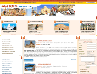 india-travel-junction.com screenshot