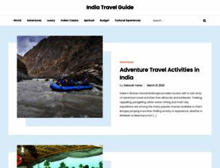 india-travelguide.net screenshot