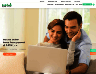 indiabulls.com screenshot