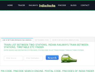 indiachacha.com screenshot