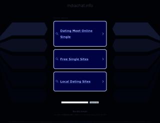 indiachat.info screenshot