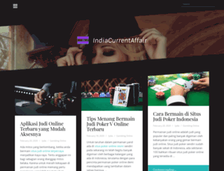 indiacurrentaffairs.org screenshot