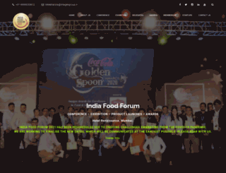 indiafoodserviceforum.com screenshot