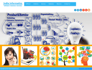 indiainfosoft.in screenshot