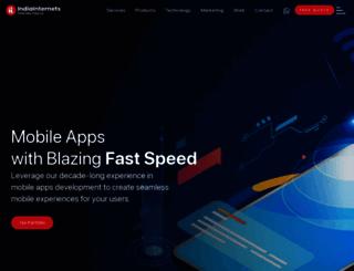 indiainternets.com screenshot