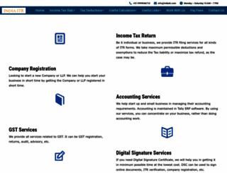 indiaitr.com screenshot