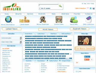 indialike.com screenshot
