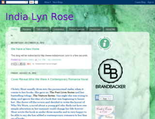 indialynrose.blogspot.com screenshot
