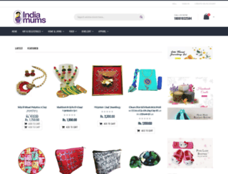 indiamums.com screenshot