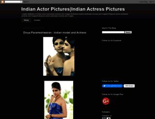 indian-actors-pics.blogspot.com screenshot