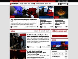 indian-tv.cz screenshot