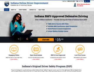 indianadriver.com screenshot