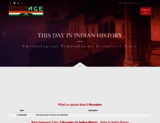 indianage.com screenshot