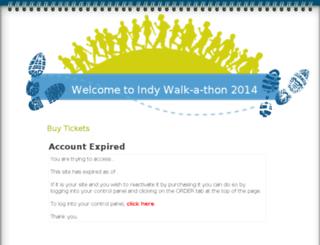 indianapolis.myevent.com screenshot