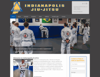 indianapolisjiujitsu.com screenshot