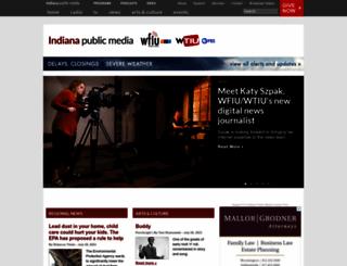 indianapublicmedia.org screenshot