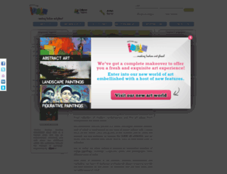 indianartideas.com screenshot