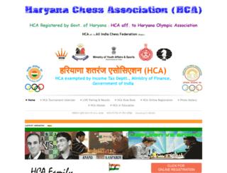 indianchess.org screenshot