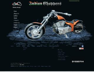 indianchoppers.com screenshot