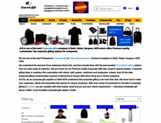 indiancorporategift.com screenshot