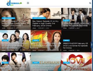 indiandramas.pk screenshot