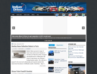indiandrives.blogspot.com screenshot