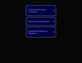indianembassytj.com screenshot