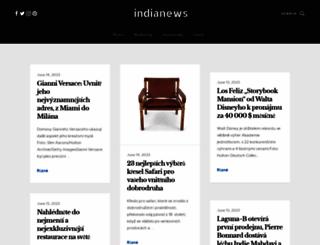 indianews99.com screenshot