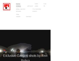 indianfilminformation.com screenshot