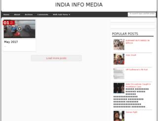 indianfo.blogspot.in screenshot