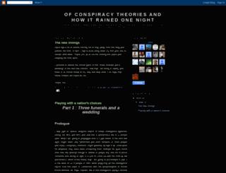 indianintelligence2009.blogspot.in screenshot