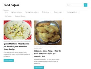 indiankitchenfood.com screenshot