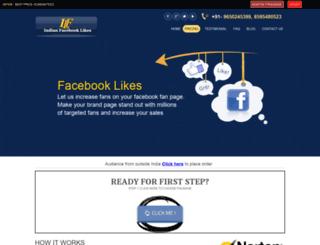 indianlikes.com screenshot