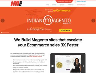 indianmagentoexperts.com screenshot