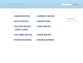 indianmatkacom.com screenshot
