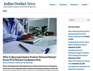 indianproductnews.com screenshot